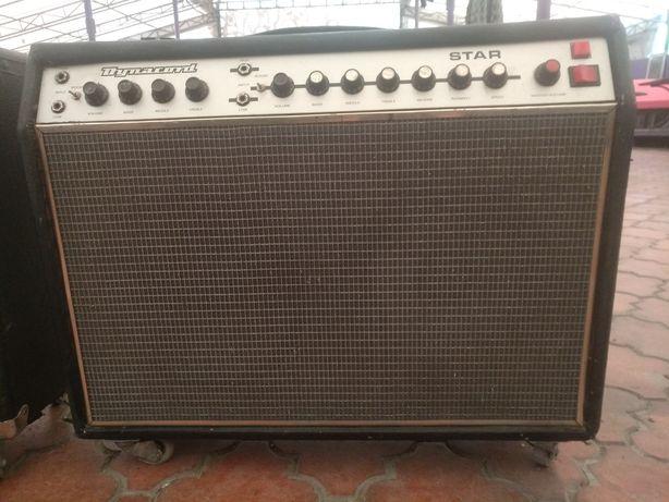 Комбик для электрогитары 70х годов Dynacord Star