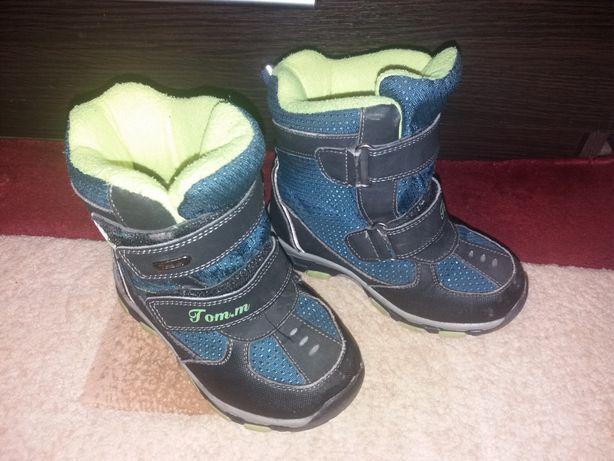 Термо сапоги ботинки Том.М 18 см