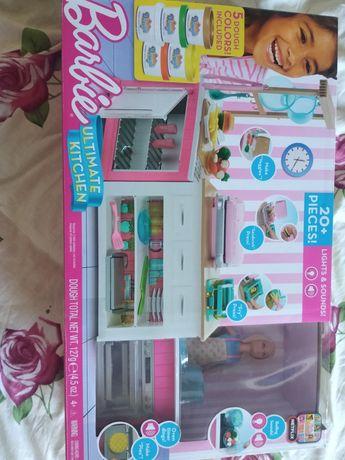 Барби, кухня,набор готовим вместе с Барби