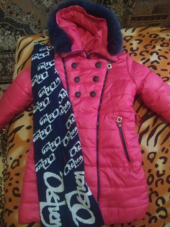 Куртка зимова 34р.