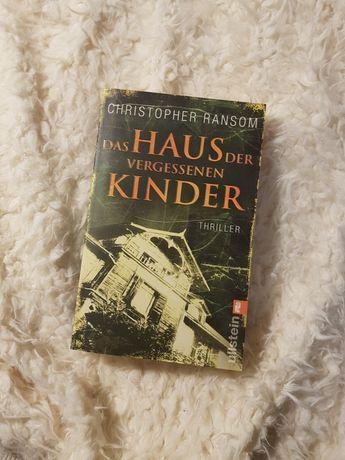 Christopher Ransom Das Haus der vergessenen Kinder po niemiecku