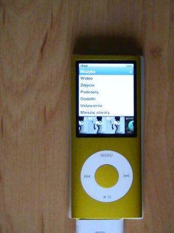 Apple ipod nano 8gb żółty