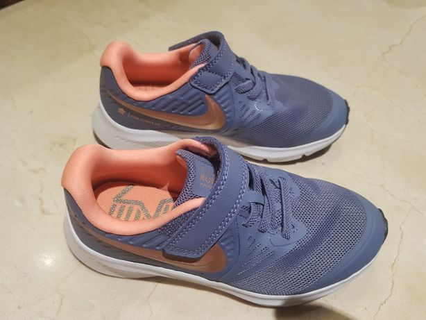 Buty Nike dziecięce rozm EUR 28.5 (17.5cm) Jak Nowe