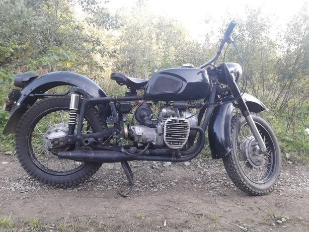 продам мотоцикл дніпро 11 к 750