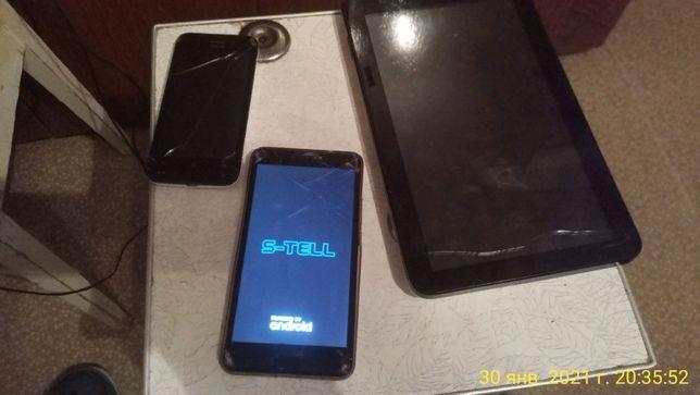 Телефоны для работы, коллекции и восстановления