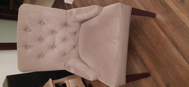 Krzesło krzesła fotel fotele 3 szt jak nowe !!! Okazja