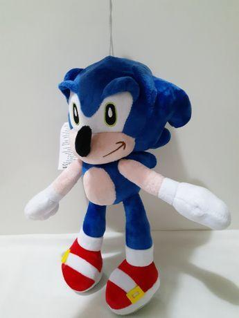 Мягкая игрушка Соник, Sonic the Hedgehog, плюшевый еж
