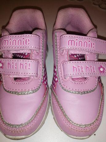 Adidasy Minnie Mouse  CCC rozmiar 26 stan idealny