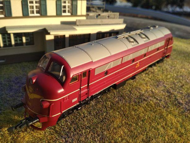 Model lokomotywy NOHAN ROCO 1:87