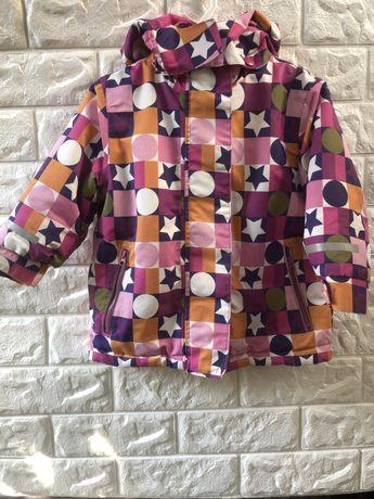зимняя курточка 80-92  bonprix  ,bpc