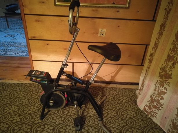 Rower dual action stary treningowy