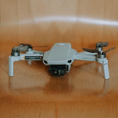 Dron DJI Mavic Mini uszkodzony + dodatki