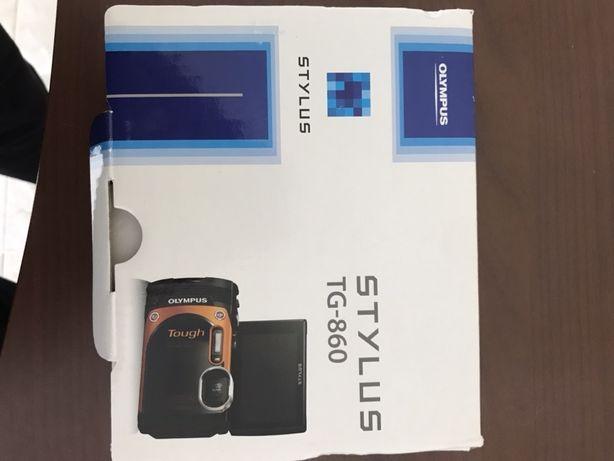 Водонепроницаемый фотоаппарат Olympus Stylus TG-860