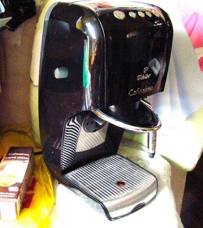 Expres do kawy Tschibo Cafissimo -kapsułki czarny