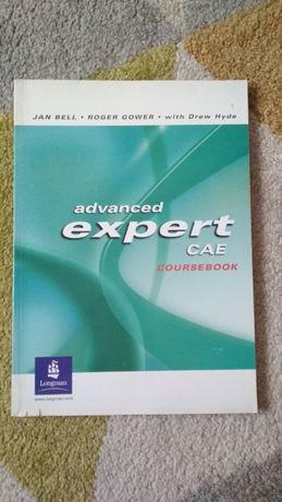 Advanced Expert CAE podręcznik nowy Longman