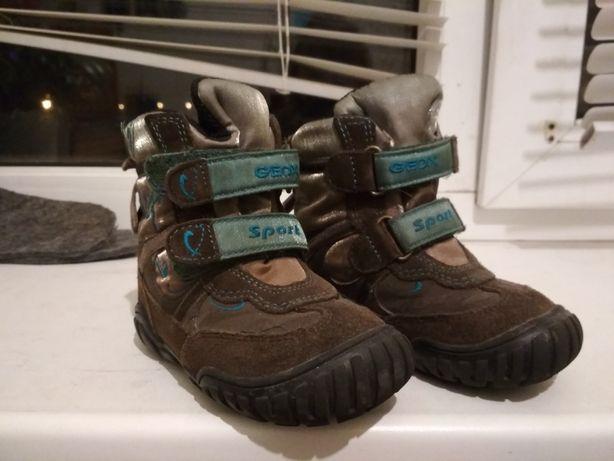 Демисезонные ботинки Geox , сапожки, весенние/осенние.