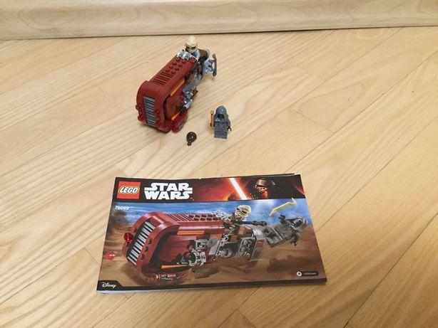 Lego Star Wars 75099 Оригінал