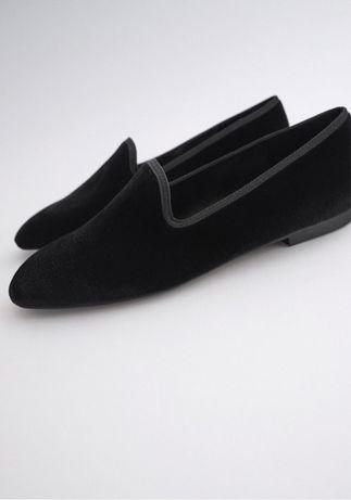 Zara туфлі