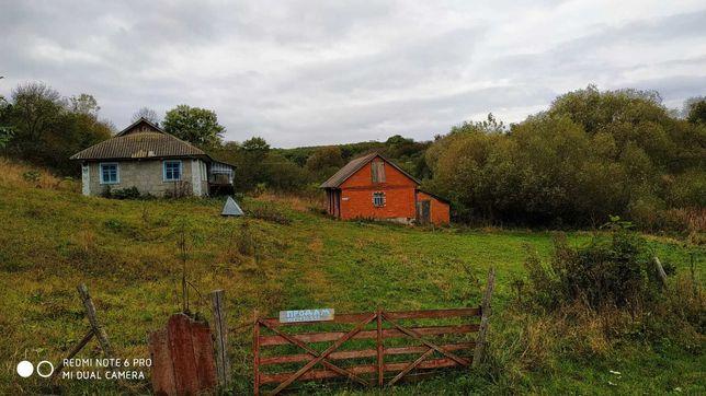 Земельна ділянка, будинок, с. Пархомівці