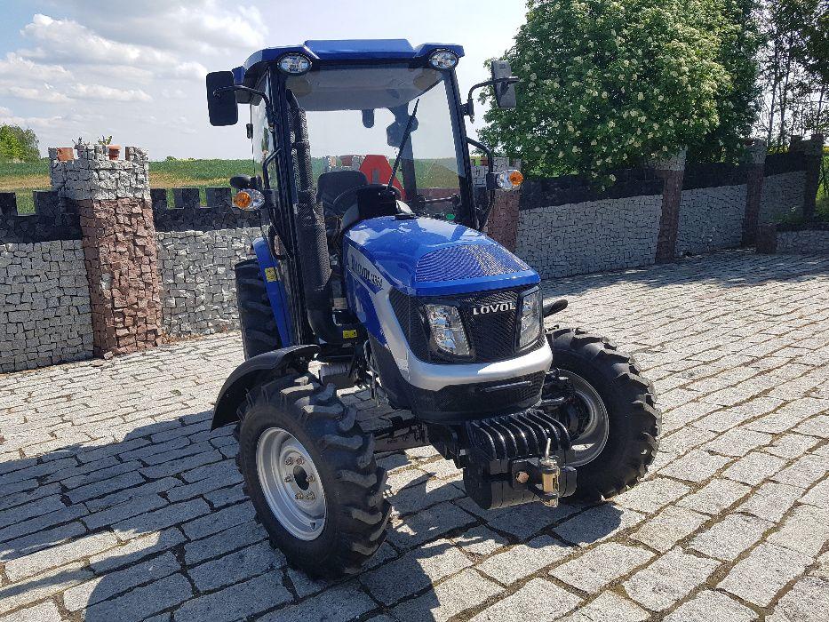 Ciągnik traktor Foton LOVOL M354 35KM 4x4 Rewers RABAT 1 230 ZŁ NOWY Lubiatów - image 1