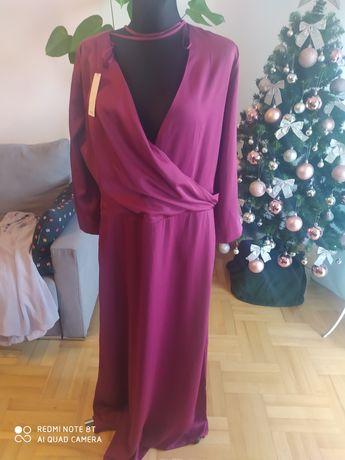 Sukienka Mango L Maxi