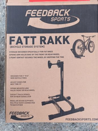 Stojak Rowerowy Feedback Fatt Rakk Canyon FAT bike Specialized