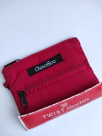 Набор спиц ChiaoGoo TWIST Shorties 7230-М