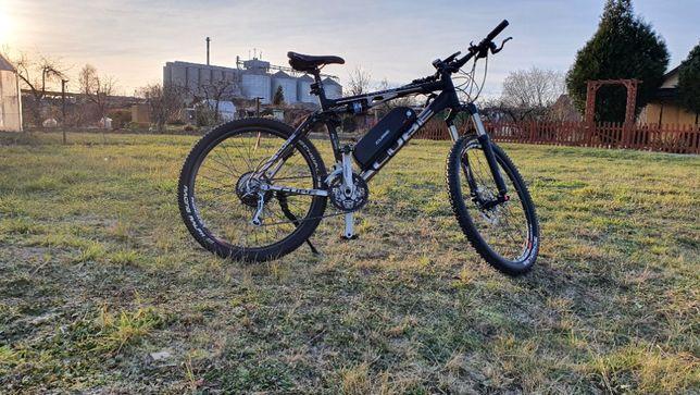 Rower elektryczny CUBE AMS 100 Bogate Wyposażenie!!