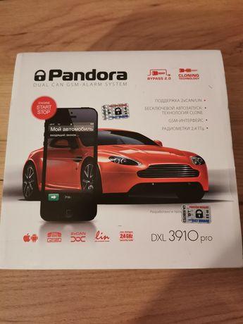 Автомобильная сигнализация охранная система Pandora DXL 3910