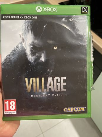 VILLAGE Resident Evil xbox one