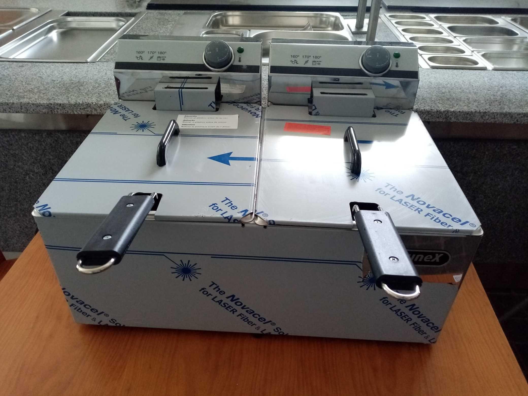 Fritadeira 2 x 7l - Junex - Nova ACM2