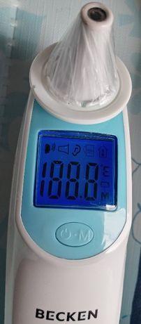 Termometro Digital Adulto Criança Bebé