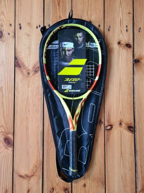 Rakieta tenisowa BABOLAT PURE AREO wersja limitowana Rolland Garos