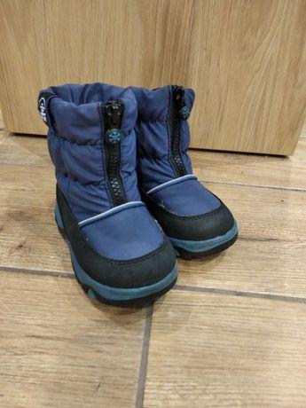 Зимние ботинки kamik 25 (стелька 14,5)