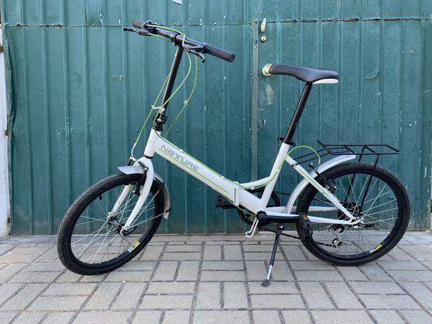 Bicicleta Dobravel e outras Roda 26