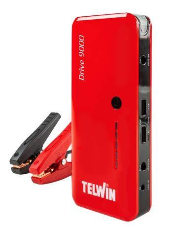 Booster Telwin DRIVE 9000 12V