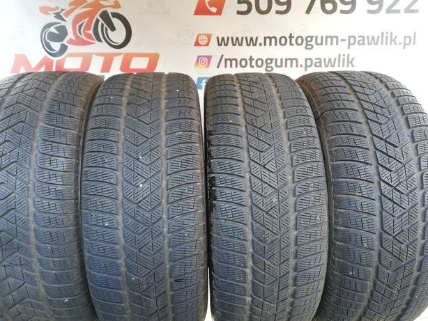 Opony zimowe 4x 255/60r18 112H Pirelli 18r. 6mm