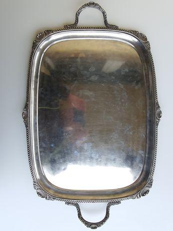 Ogromna taca srebro 925 Anglia 4,6 kg świetna inwestycja