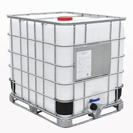Еврокуб, емкость 1000л, куб, бочка