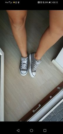 Buty Converse All Star oryginalne szare 37.5