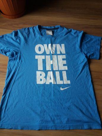 Koszulka nike own the ball Unikat