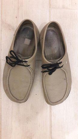 Шкіряні туфлі Dansko
