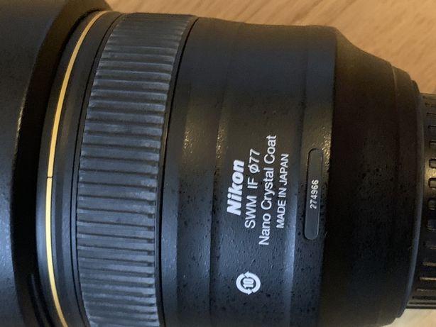 NIKON AF-S 85 mm f/1.4G