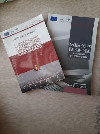 Książki technologia informacyjna dla nauczyciela