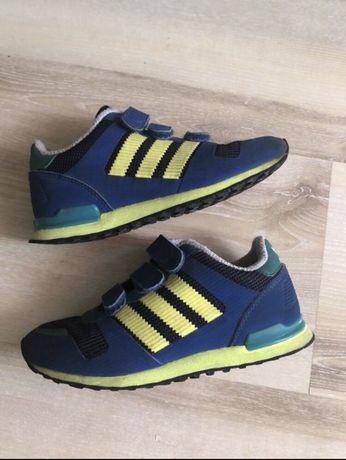 Adidas Кроссовки Туфли Кеды размер 29 длина 19 см Адидас