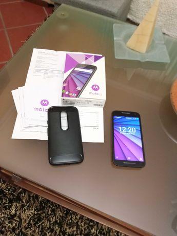 "Smartphone Motorola Moto G3 ""Desbloqueado"""