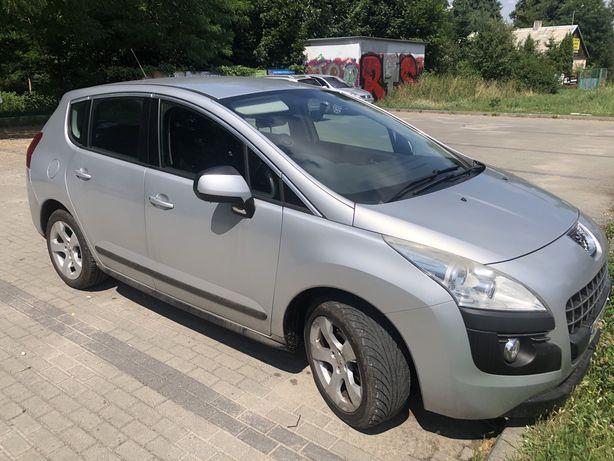 Peugeot 3008 1.6 diesel 137km anglik