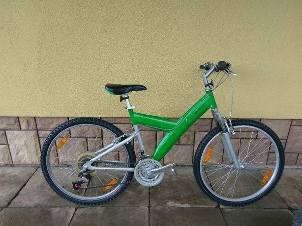 Aluminiowy rower górski z Niemiec 26 cali NOWE OPONY shimano