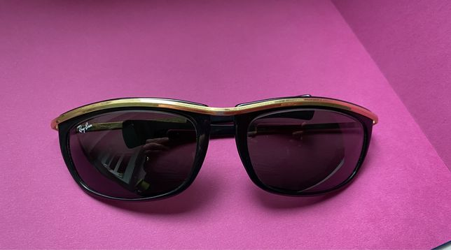 Okulary Ray Ban vintage made in USA 80 lata