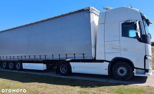 Volvo FH  FH 500 XL